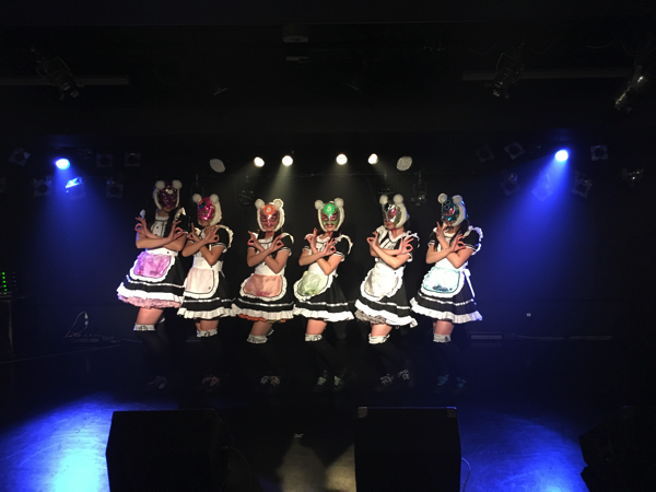 仮想通貨少女 ライブ