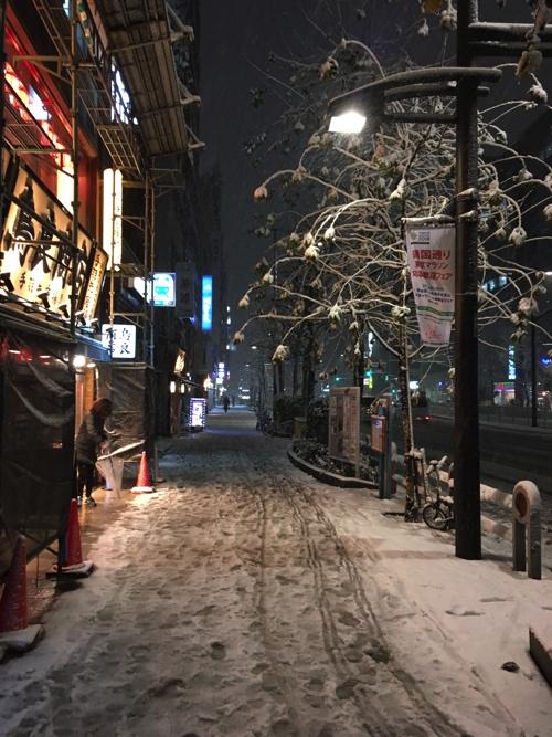雪 仮想通貨少女ライブ