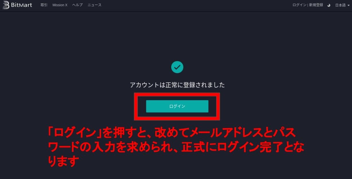 BitMart/ビットマート