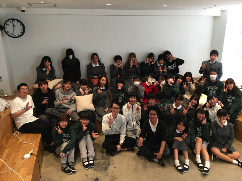 東京表現高等学校MIICA ブロックチェーン授業 ポイン