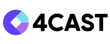 4cast ロゴ