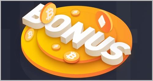 bybitのキャンペーン:最大90ドル相当のビットコインをプレゼント